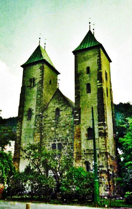 Iglesia de Santa María (Bergen, Noruega)