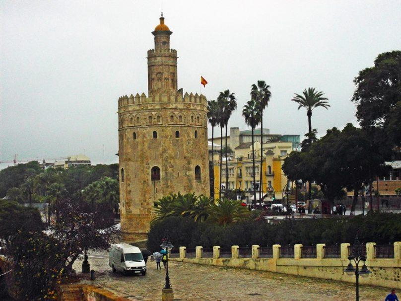 Torre del Oro (Sevilla, Andalucía)