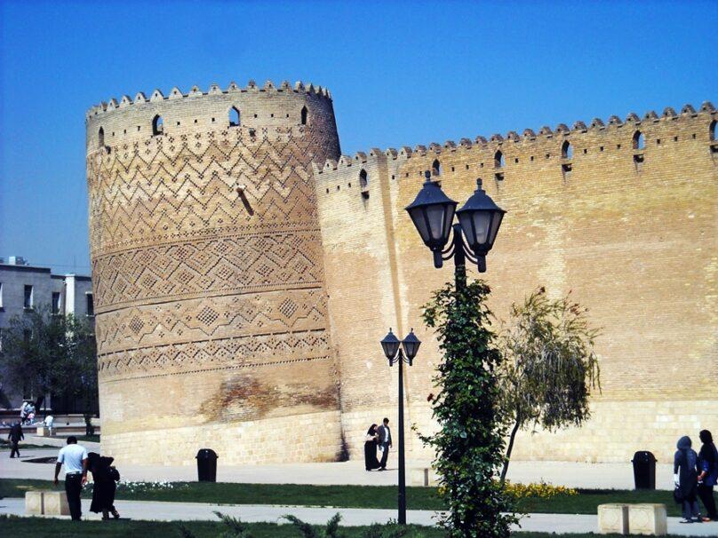 Ciudadela de Karim Khan (Shiraz, Irán)