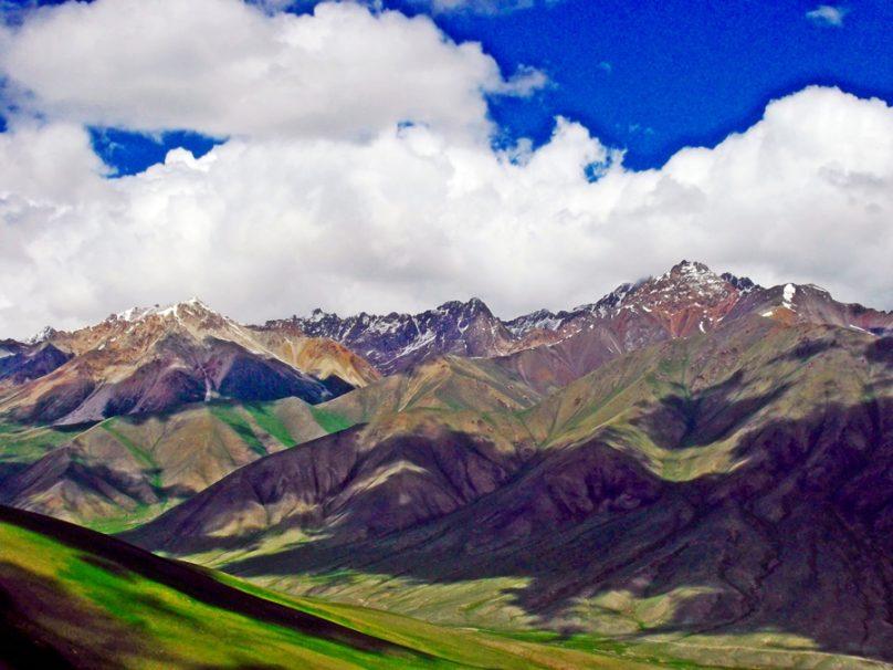 Songköl Too (Región de Naryn, Kirguistán)