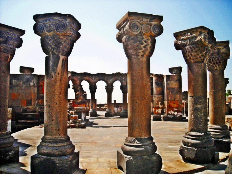 Zvartnots (Provincia de Armavir, Armenia)