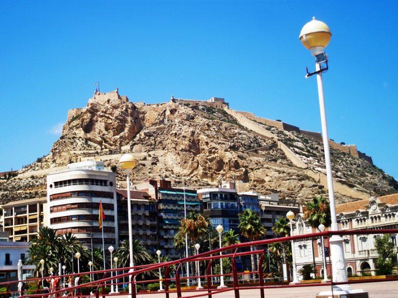 Castillo de Santa Bárbara (Alicante, Comunidad Valenciana)