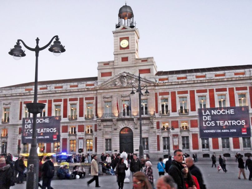 Puerta del Sol (Madrid, Comunidad de Madrid)