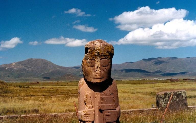 Tiwanaku (por Jorge Sánchez)