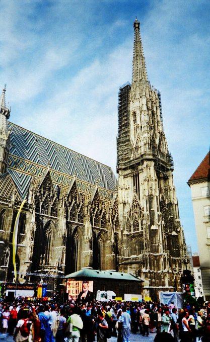 Catedral de San Esteban (Viena, Austria)