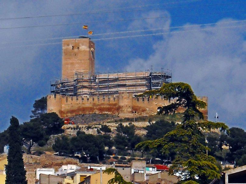 Castillo de Biar (Biar, Comunidad Valenciana)