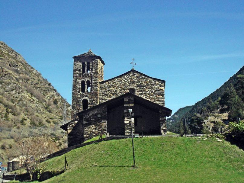 Iglesia de San Juan de Caselles (Parroquia de Canillo, Andorra)
