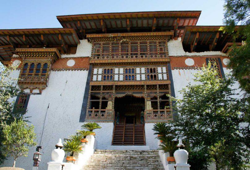 Dzong (por Jorge Sánchez)