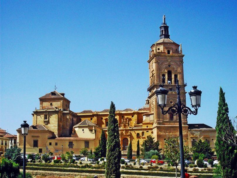 Catedral de la Encarnación (Guadix, Andalucía)