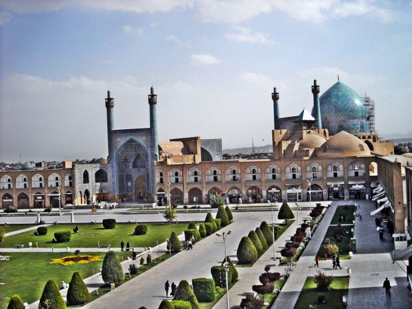 Qué ver en Isfahán
