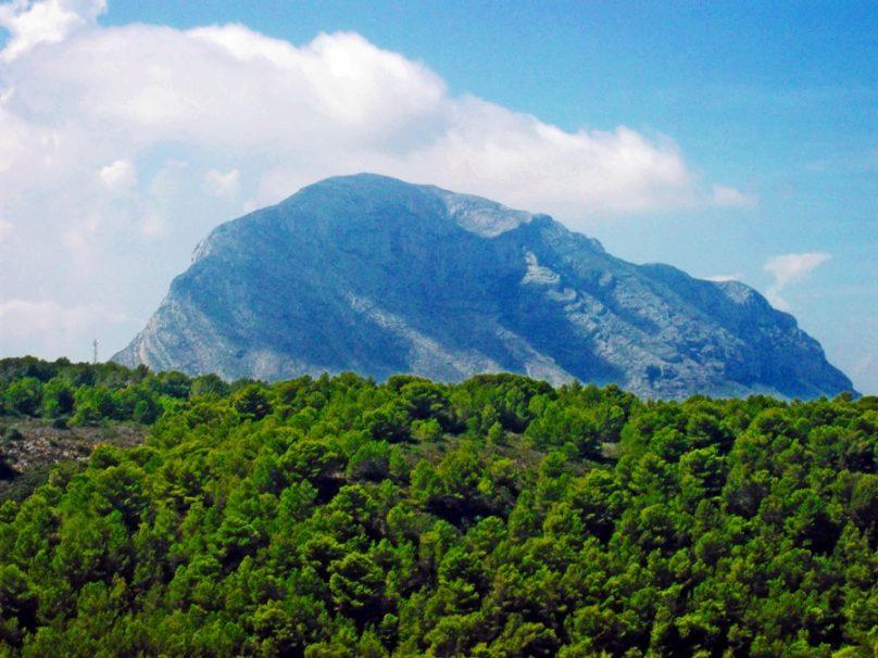 El Montgó (Comunidad Valenciana)