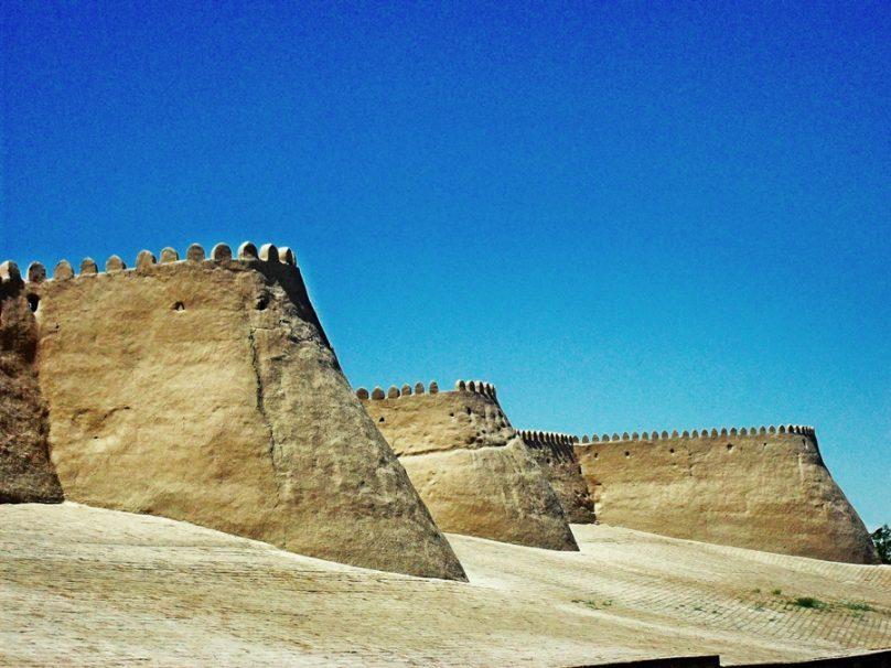 Itchan Kala (Khiva, Uzbekistán)