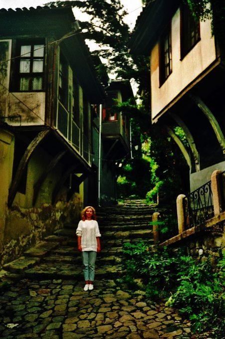 Ciudad vieja (Plovdiv, Bulgaria)