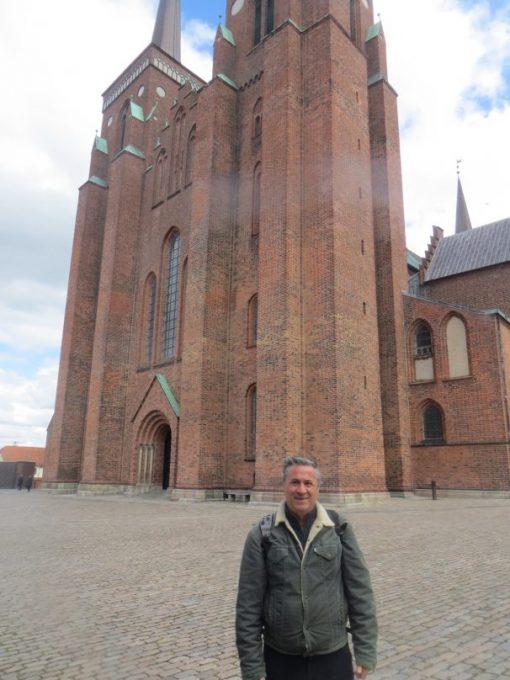 Catedral de Roskilde (por Jorge Sánchez)