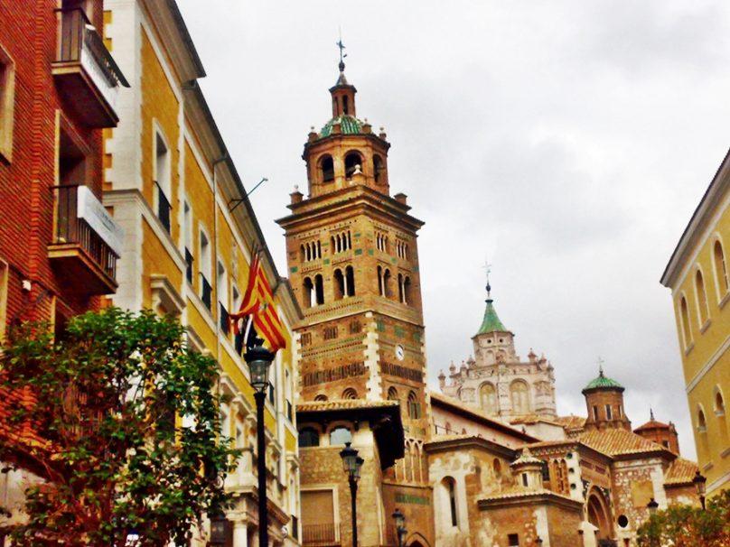 Catedral de Santa María de Mediavilla (Teruel, Aragón)