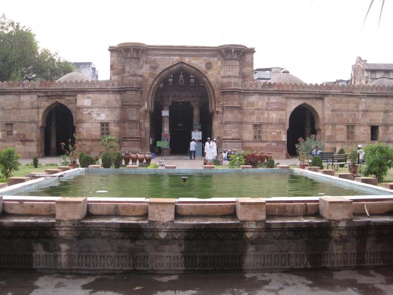 Ahmedabad (por Jorge Sánchez)