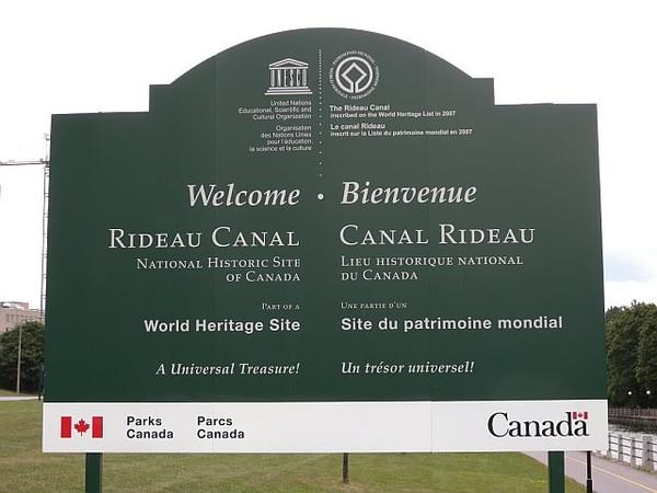 Canal Rideau (por Jorge Sánchez)