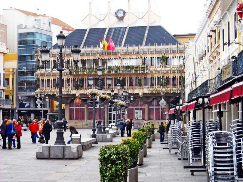 Plaza Mayor (Ciudad Real, Castilla-La Mancha)
