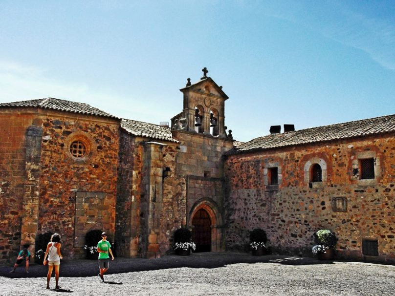 Recinto intramuros (Cáceres, Extremadura)