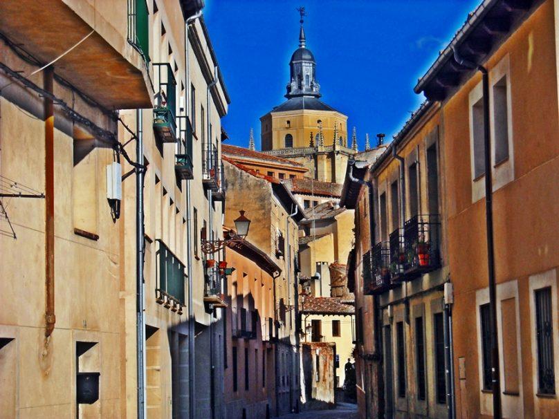 Centro histórico (Segovia, Castilla y León)