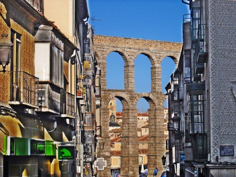 15 monumentos romanos con sabor clásico