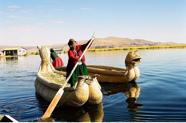Lago Titicaca (por Jorge Sánchez)