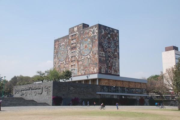 UNAM (por Jorge Sánchez)