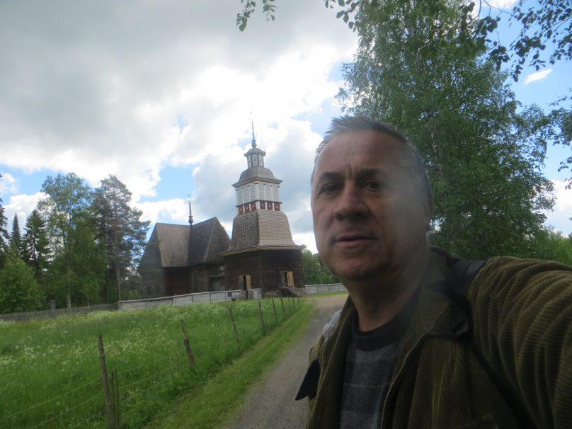 Iglesia de Petäjävesi (por Jorge Sánchez)