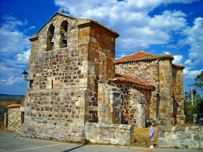 Iglesia de Nuestra Señora del Rosario de Toledillo (Municipio de Soria, Castilla y León)