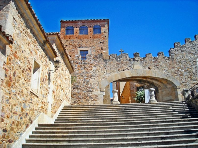 Arco de la Estrella (Cáceres, Extremadura)
