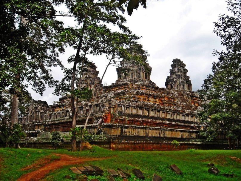 Angkor (Provincia de Siem Reap, Camboya)