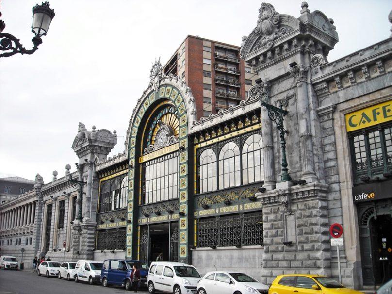 Estación de la Concordia (Bilbao, País Vasco)