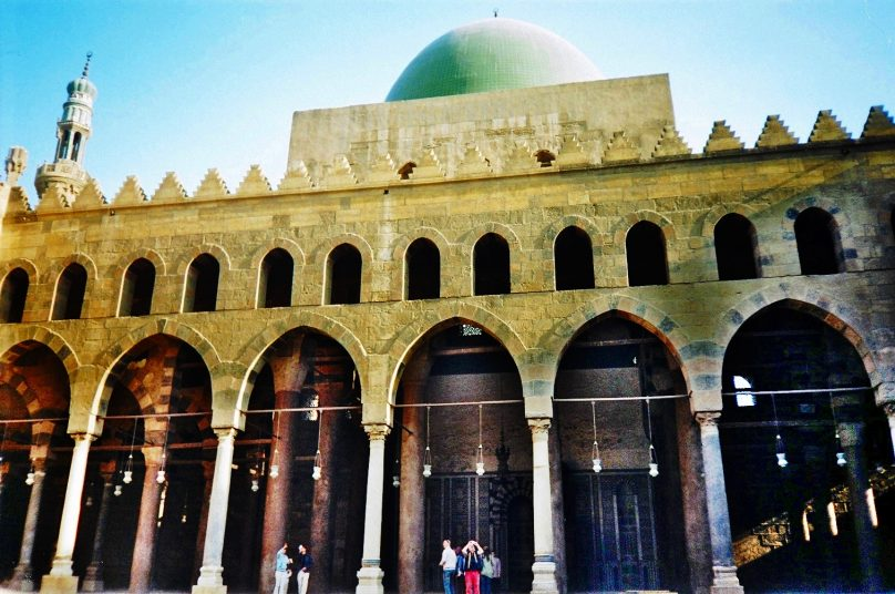 Ciudad vieja (El Cairo, Egipto)