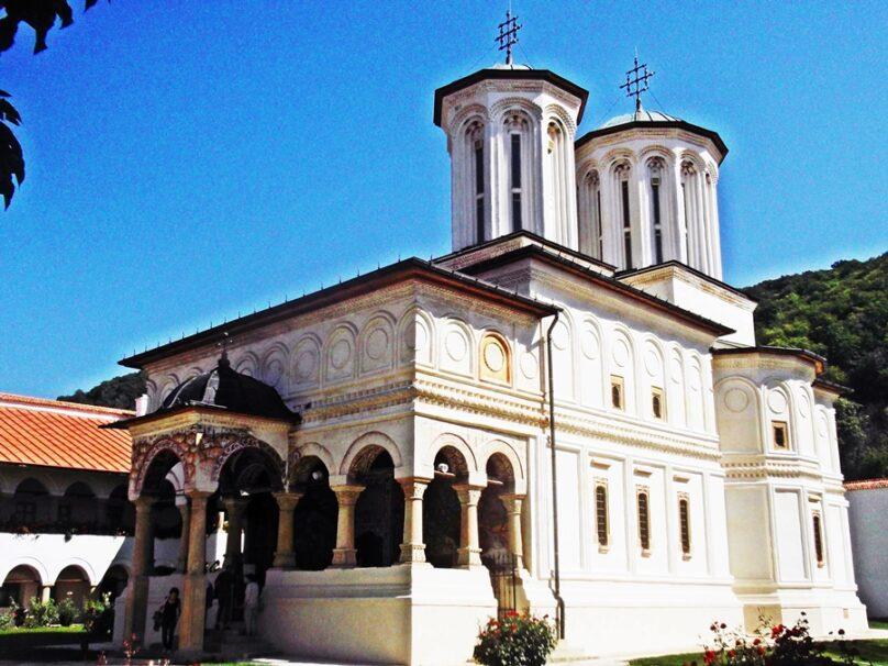 Monasterio de Horezu (Distrito de Vâlcea, Rumanía)