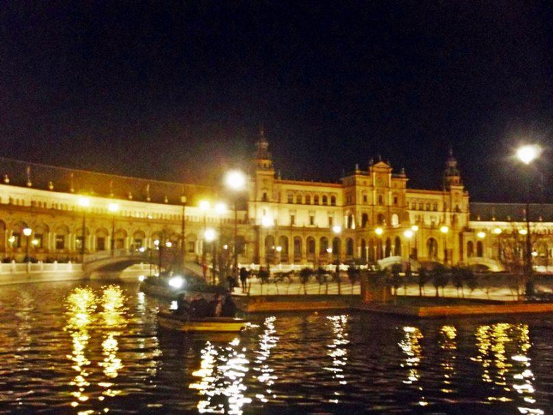 Plaza de España (Sevilla, Andalucía)