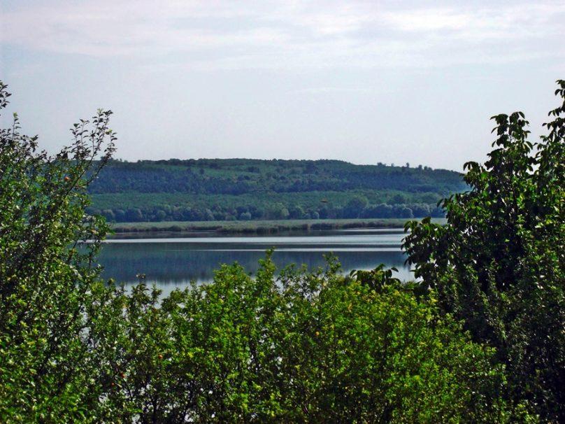 Reserva natural de Srebrna (Silistra, Bulgaria)