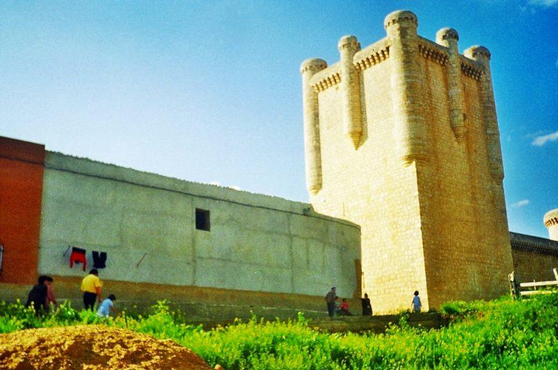 Castillo de los Comuneros (Torrelobatón, Castilla y León)