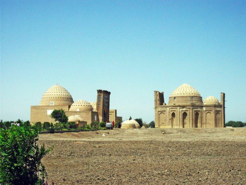 Kunya-Urgench (Provincia de Daşoguz, Turkmenistán)