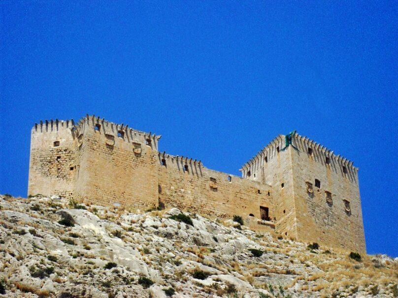 Castillo de los Vélez (Mula, Región de Murcia)