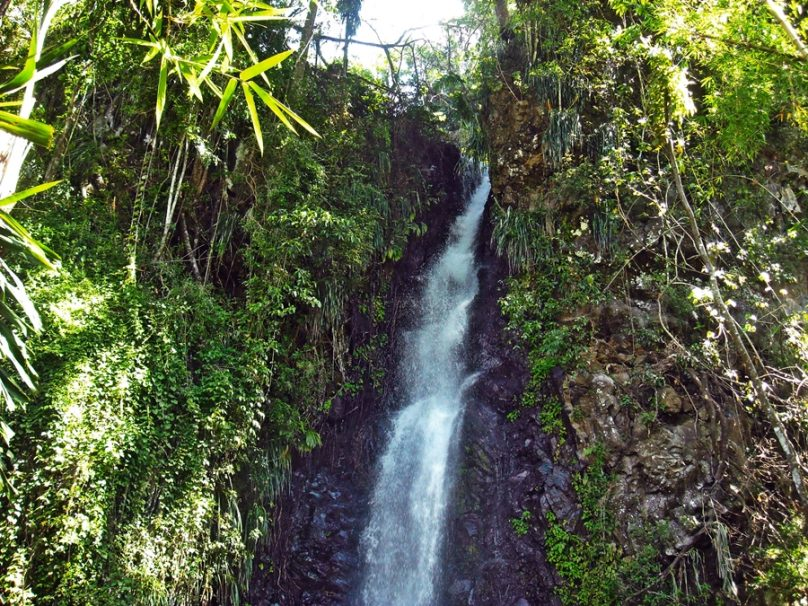 Dark View Falls (Parroquia de Saint David, San Vicente y las Granadinas)