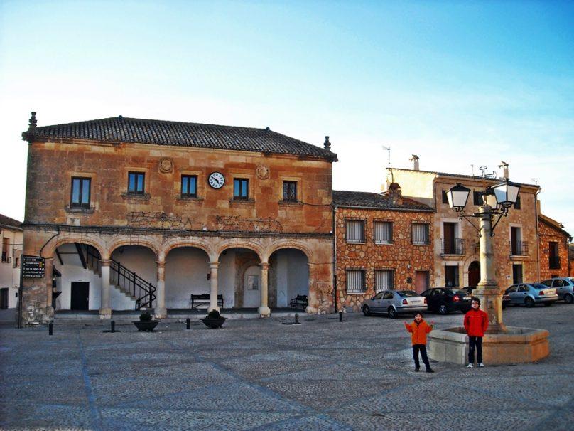 Plaza del Infante Don Juan Manuel (Alarcón, Castilla-La Mancha)