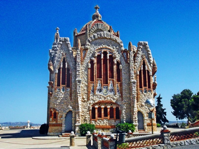 Santuario de Santa María Magdalena (Novelda, Comunidad Valenciana)