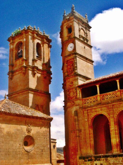 Plaza Mayor (Alcaraz, Castilla-La Mancha)
