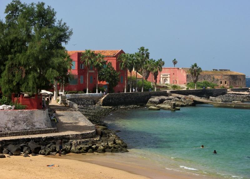 Isla de Gorée (por Jorge Sánchez)