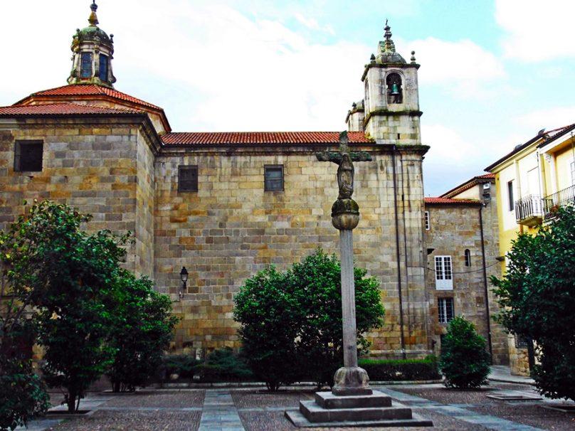 Cruceiros orensanos (Orense, Galicia)
