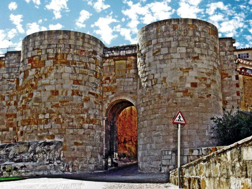 Puerta de Doña Urraca (Zamora, Castilla y León)