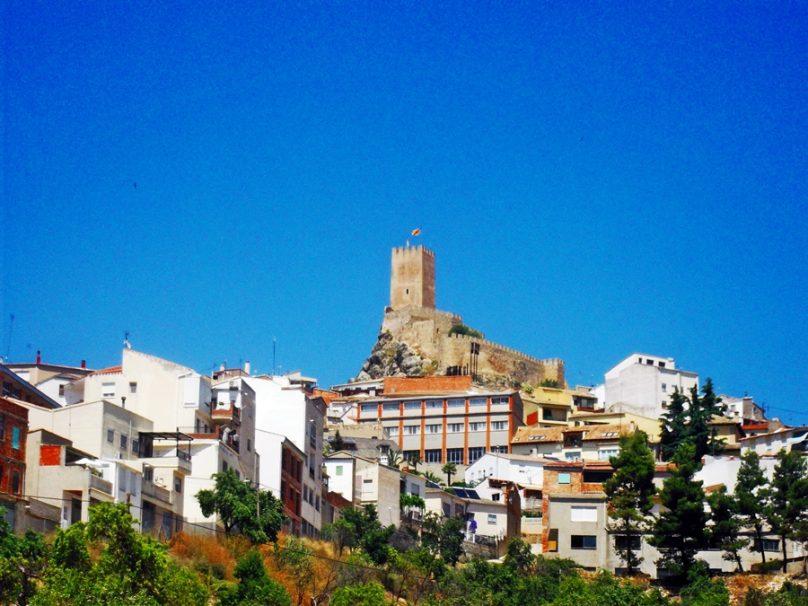 Castillo de Bañeres (Bañeres, Comunidad Valenciana)