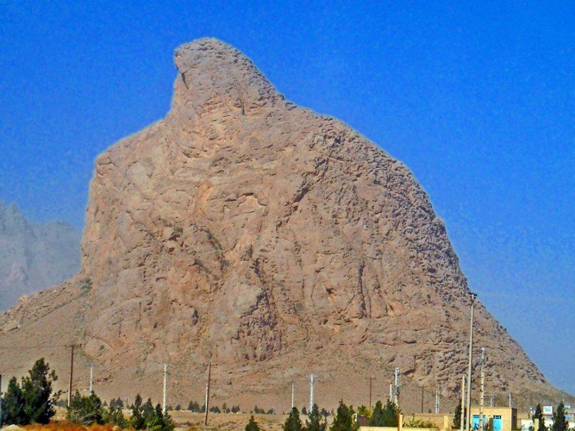 Oghab Kooh (Provincia de Yazd, Irán)