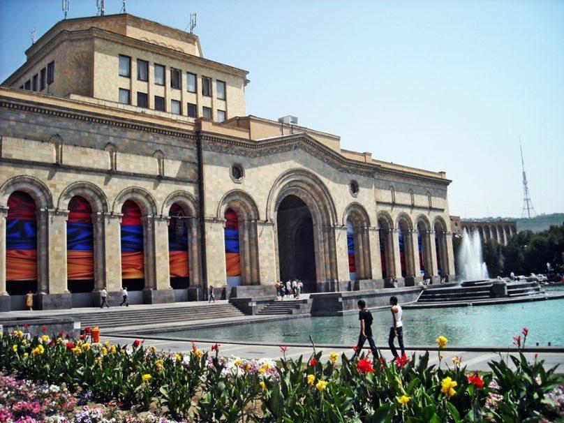 Plaza de la República (Yerevan, Armenia)