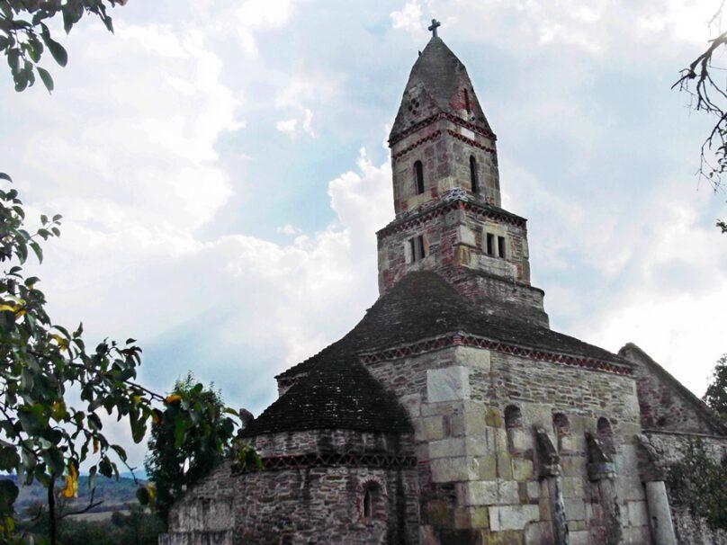 Iglesia de San Nicolás (Densuș, Rumanía)